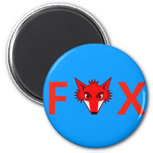 Fox astuto iman