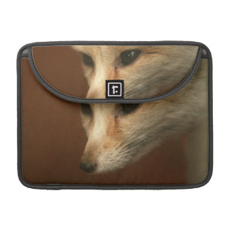 Fox astuto funda para macbook pro