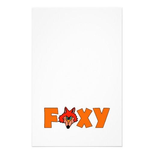 Fox astuto papelería