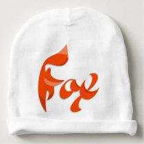 Fox Baby Beanie