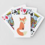 Fox Baraja Cartas De Poker