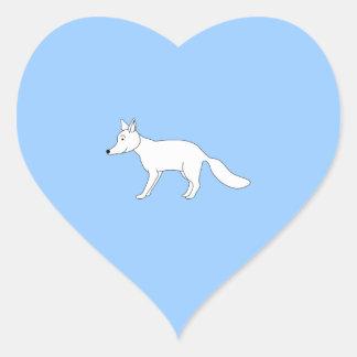 Fox blanco etiquetas