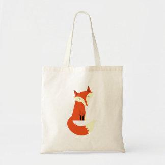 Fox Bolsa Tela Barata