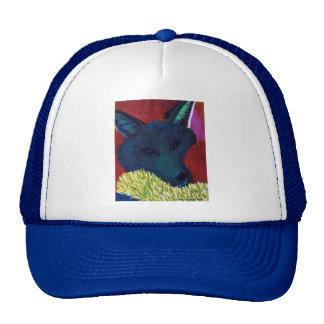 Fox cap trucker hat