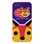 Hand shaped Fox Case For iPhone SE/5/5s