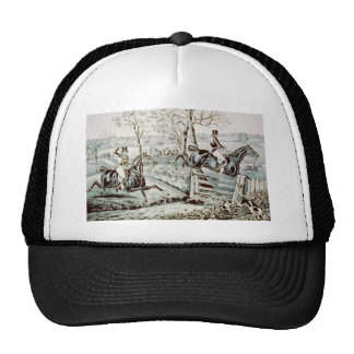 Fox Chase in Full Cry Trucker Hat