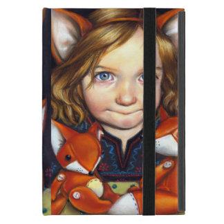 Fox Clan iPad Mini Case