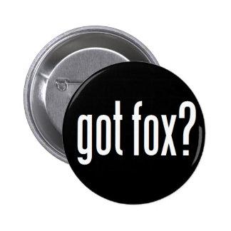 ¿Fox conseguido? Pin Redondo 5 Cm