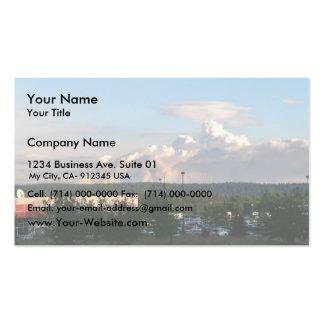 Fox Creek Fire Business Card