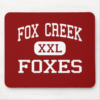 Fox Creek - Foxes - High - North Augusta Mouse Pad