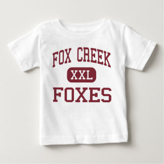 Fox Creek - Foxes - High - North Augusta T-shirt