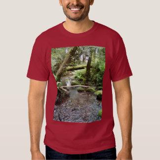 Fox Creek, Rainier, Oregon Tee Shirt