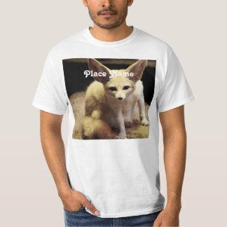 Fox de Argelia Fennec Poleras