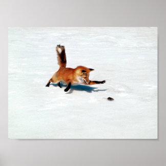 Fox de ataque repentino poster