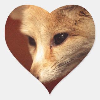 Fox de Fennec Pegatinas