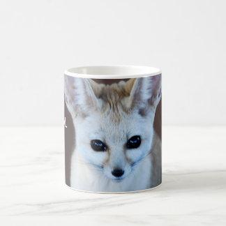 Fox de Fennec Taza