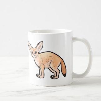 Fox de Fennec Taza Clásica