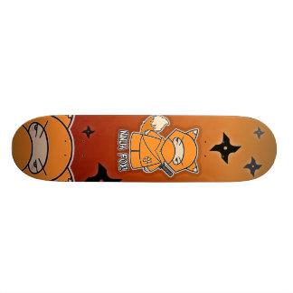 ¡Fox de Ninja! Monopatín Skate Boards