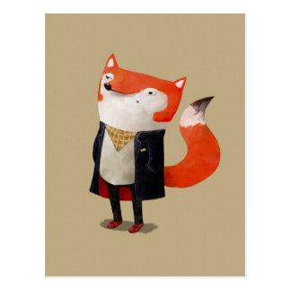 Fox de Smart Tarjeta Postal