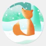 Fox del amo - pegatinas