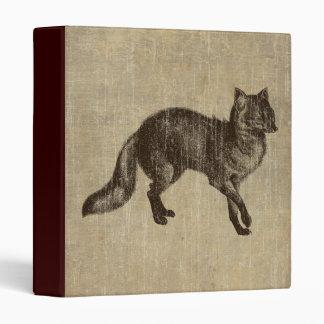 """Fox del vintage carpeta 1"""""""
