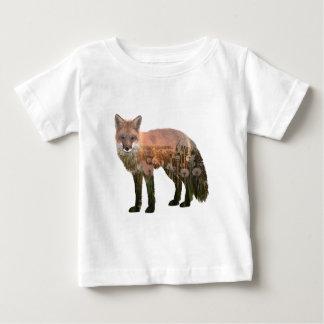 Fox Double Exposure Tshirt