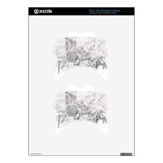 Fox drawing Eliana Xbox 360 Controller Skins