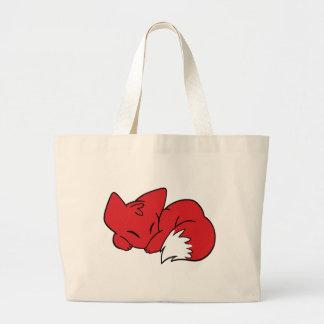 Fox encrespado el dormir bolsa
