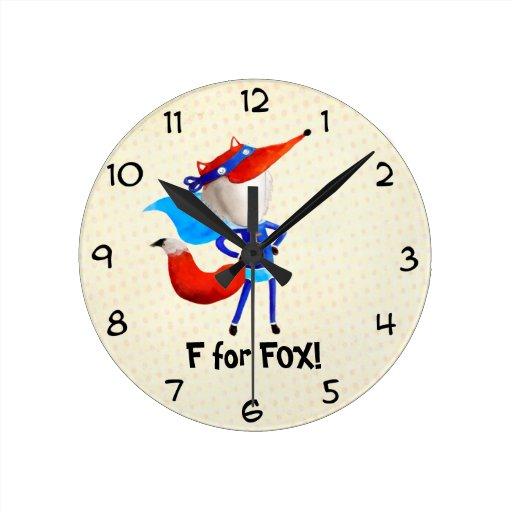 Fox estupendo relojes