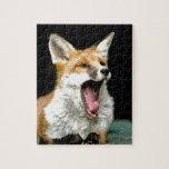 Fox - favorable foto puzzles con fotos
