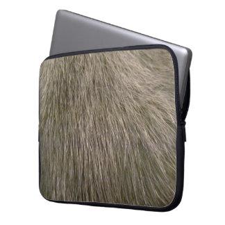 Fox Fur Laptop Case