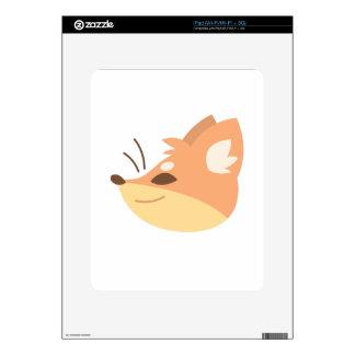 Fox Head iPad Skin