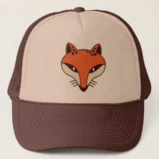 Fox Head Trucker Hat