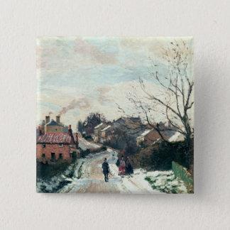 Fox hill, Upper Norwood, 1870 Pinback Button