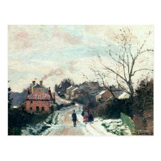 Fox hill, Upper Norwood, 1870 Postcard