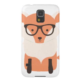 Fox Hipster Galaxy S5 Case