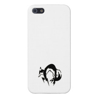 Fox hound iphone case case for the iPhone 5