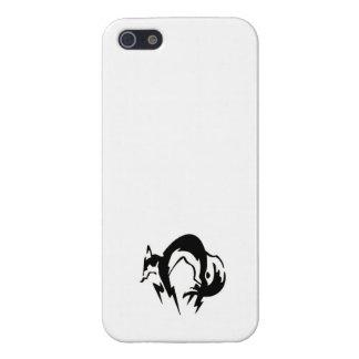 Fox hound iphone case