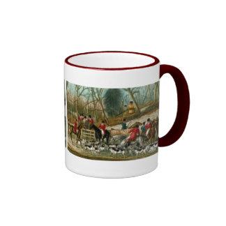 Fox Hunting 1 Mugs