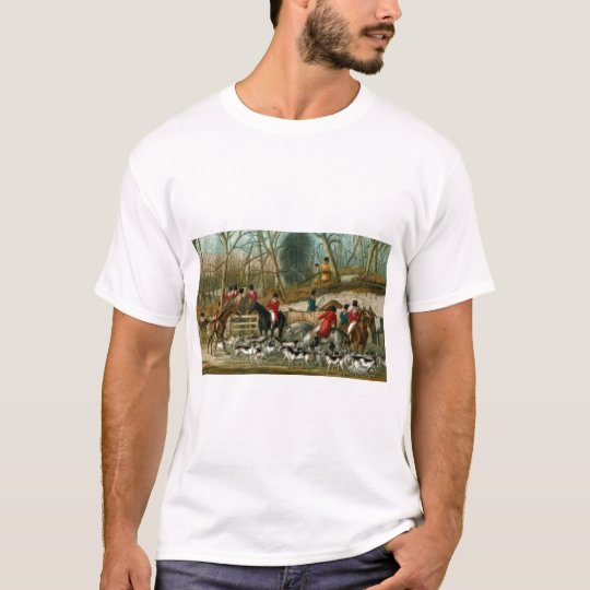 Fox Hunting 1 T-Shirt