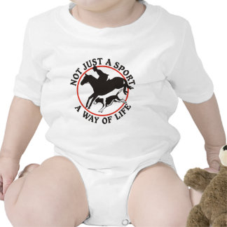 Fox Hunting-A Way of Life Bodysuits