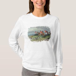 Fox Hunting in Surrey, 19th century T-Shirt