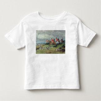 Fox Hunting in Surrey, 19th century Toddler T-shirt