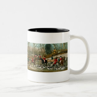 Fox Hunting Coffee Mugs