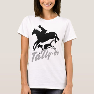 Fox Hunting Tally-Ho T-Shirt