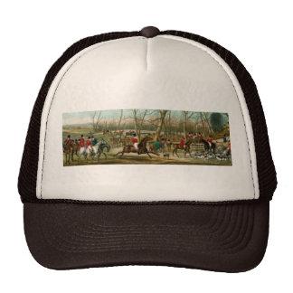 Fox Hunting Trucker Hats