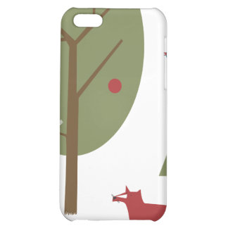 Fox in the Forest Cover For iPhone 5C