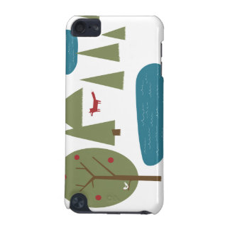 Fox in the Forest iPod Touch 5G Covers