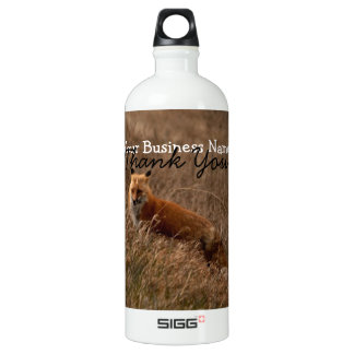 Fox in the Grass; Promotional SIGG Traveler 1.0L Water Bottle