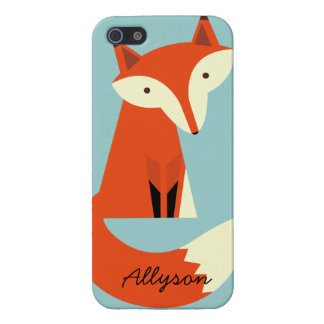 Fox Covers For iPhone 5